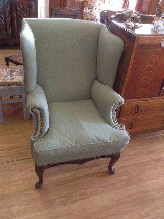 Wingback Chair Armchair photo