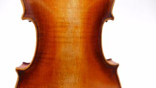 Antique Old Violin Violin0 Violine Viola German Germany Geige Markneukirchen photo