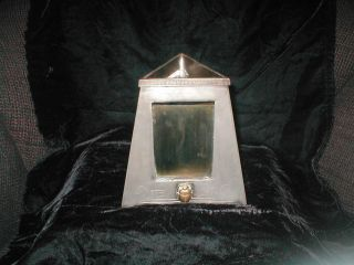Art Deco Pyramid Style 3 Pictures Frame photo