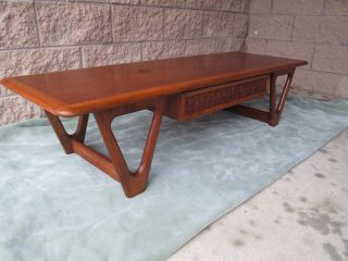 Mid Century Danish Modern Coffee Table By Lane