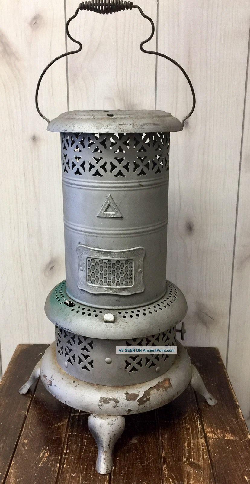 Barn Fresh Perfection Usa Smokeless Oil (kerosene) Heater No.  525/complete, Stoves photo