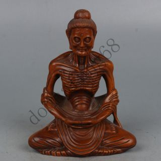 Chinese Exquisite Hand - Carved Thin Bone