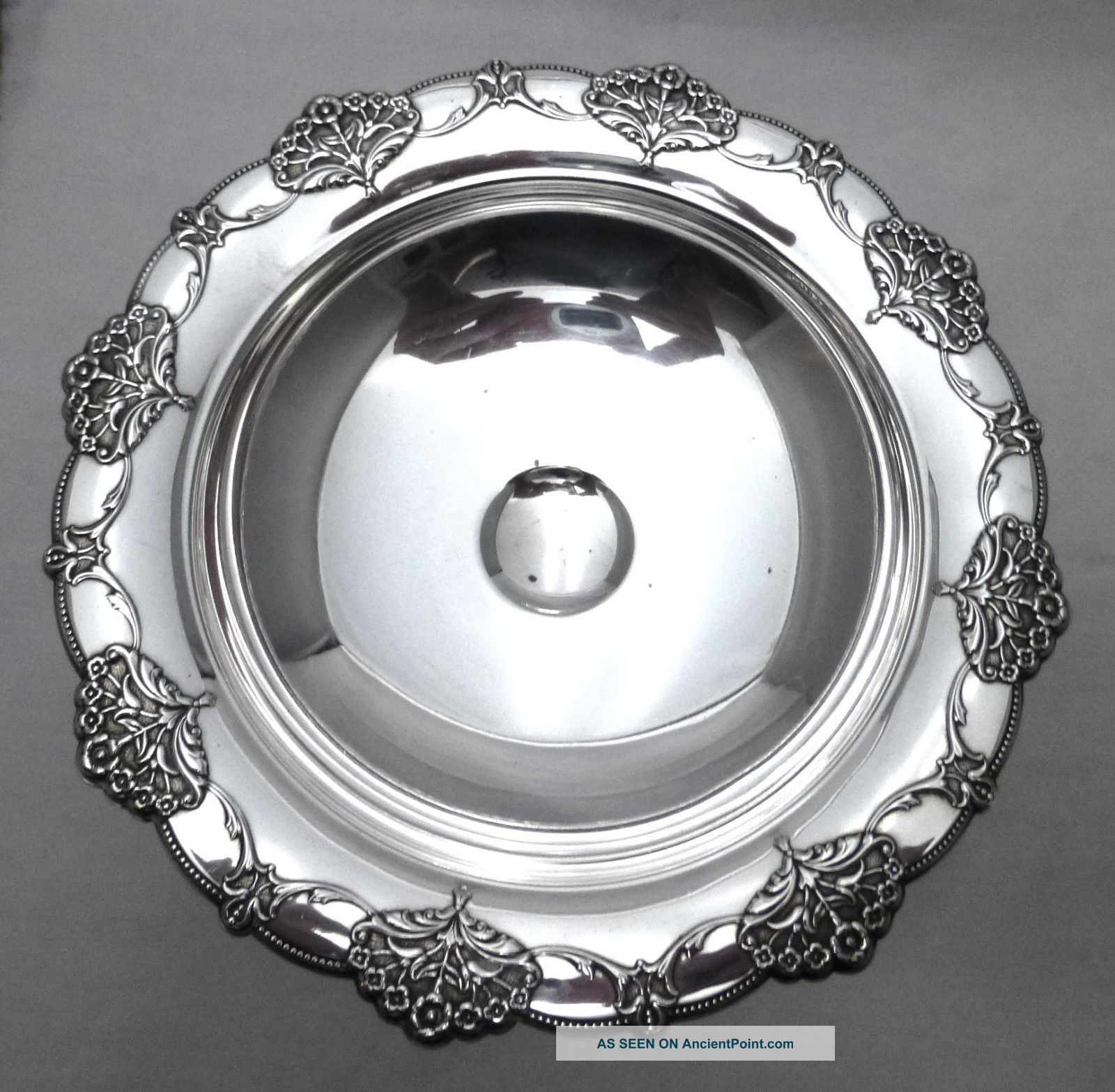 Antique 1949 Sterling International Silver 6