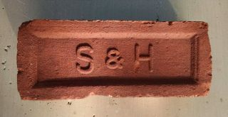 Antique Brick From