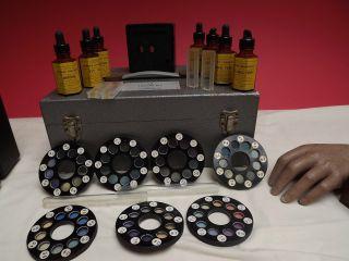 Ph Testing Kit ( (tintometer))  C1950 (cased) Lovibond Comparator photo