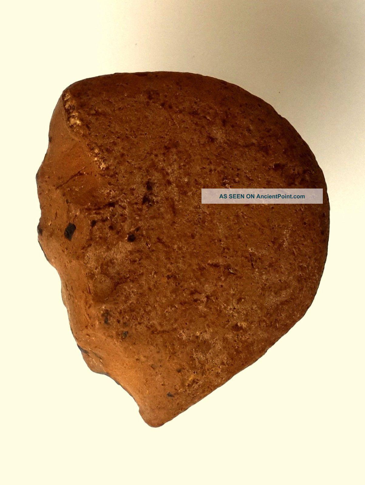 153 Gram Flint Stone Unfinished Tool Hand Axe Neanderthal Tool Neolithic & Paleolithic photo