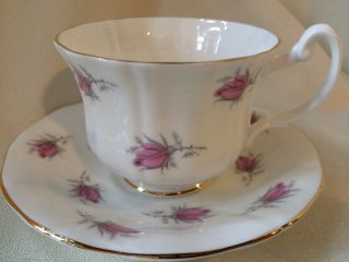Royal Imperial Finest Bone China,  Made In England,  Pink Roses photo