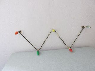 Vintage Mid Century French Atomic Clothes Hanger 20th Century Coat Rack photo