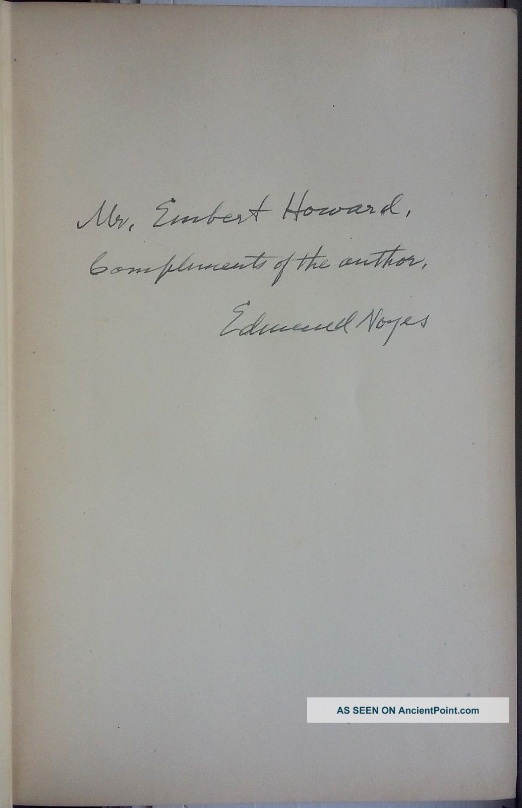 Ethics And Law For Dentists Author Signed 1923 Dentistry Classic Edmund Noyes Dentistry photo