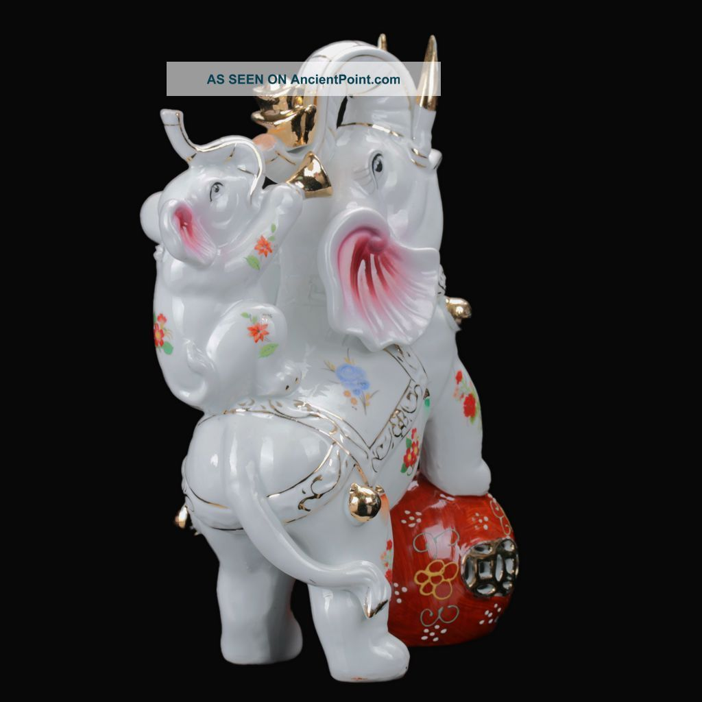 Amazoncom Elephant Statue