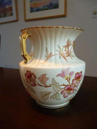 Antique Vintage Porcelain Vase Or Urn Pointons Stoke On Trent photo