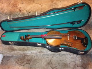 Antique Antoni Loveri Violin photo