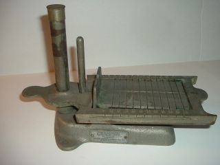 Vintage Heavy Metal Champion Butter Cutter photo