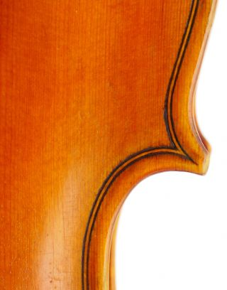 Fine,  Antique Vaglieri Arturo Italian 4/4 Old Master Violin - Geige,  Fiddle 小提琴 photo