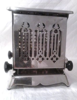 Fd Sale: Antique Toaster C1910 - 1914 W/cord Edison Elec Hot Point Yes,  It photo