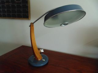 Fase Madrid Vintage Desk Lamp - - Stunning - Mid - Century Modern - Wow photo