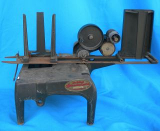 Steam Punk Elliot Addressing System Stencil Labeling Machine photo