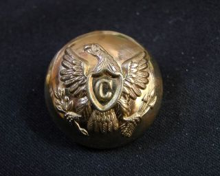 Civil War Federal Cavalry Eagle