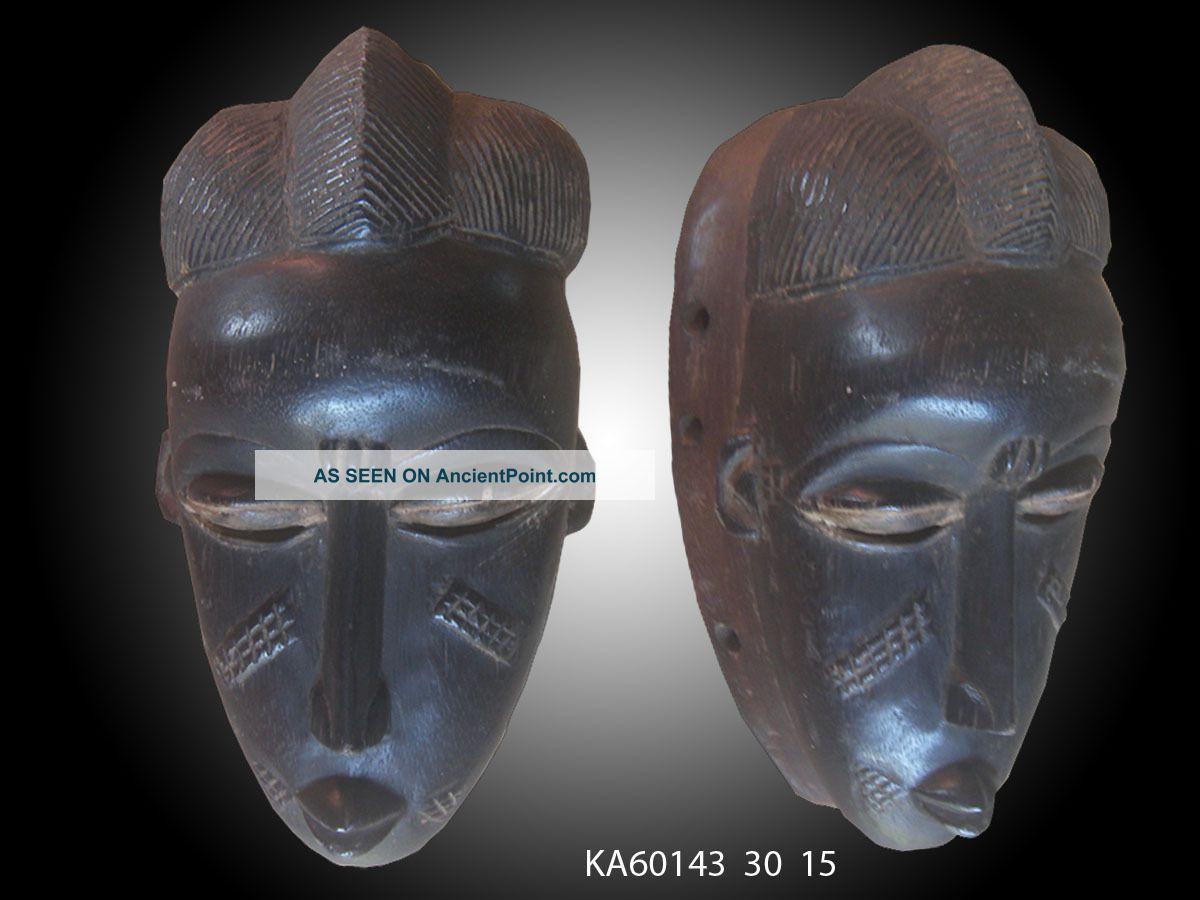 Baoule Mask Art Africain African Art Arte Africano Africanische Kunst Masks photo