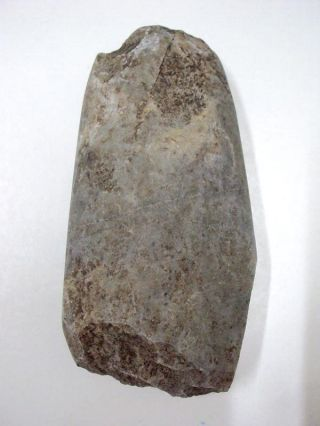 Ancient Stone Axe Neolithic Paleolithic Age Artifact Tool Primitive Prehistoric photo