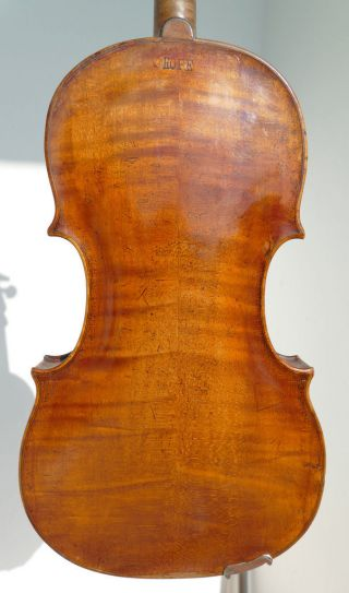 Authentic Hopf Violin,  Ready To Play,  Great Tone photo