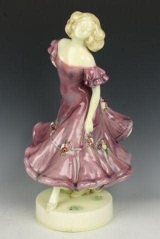 Antique Goldscheider Wien Figurine 4234