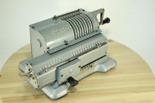 Great Mechanical Calculator Felix Arithmometer Vintage Adding Machine photo