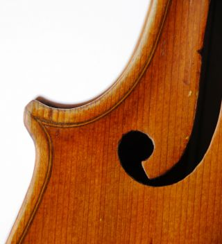 Fine,  Antique Bonora Giuseppe Italian Old 4/4 Violin - Geige,  Fiddle 小提琴 photo