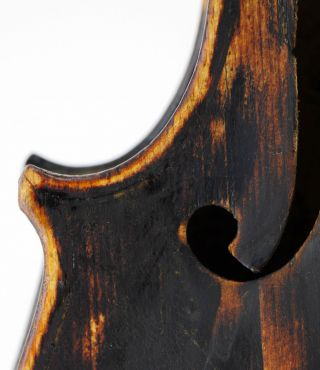 Rare,  Antique Baroque Italian 4/4 Old Master Violin - Geige,  Fiddle 小提琴 photo