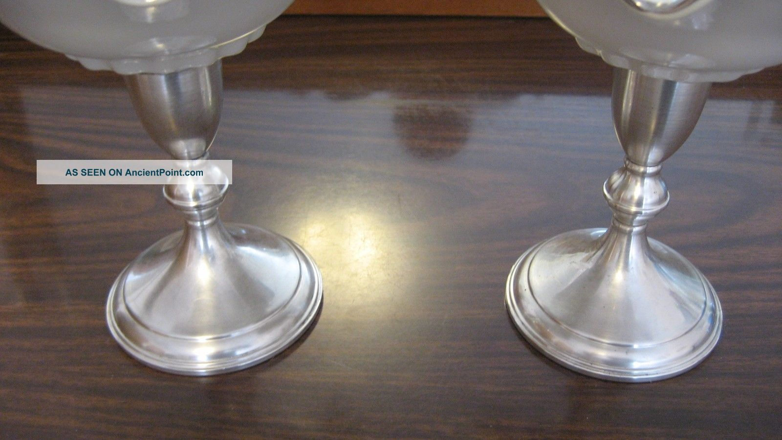 Preisner Sterling Silver Compote Candy Pedestal Dishes Other Antique Sterling Silver photo