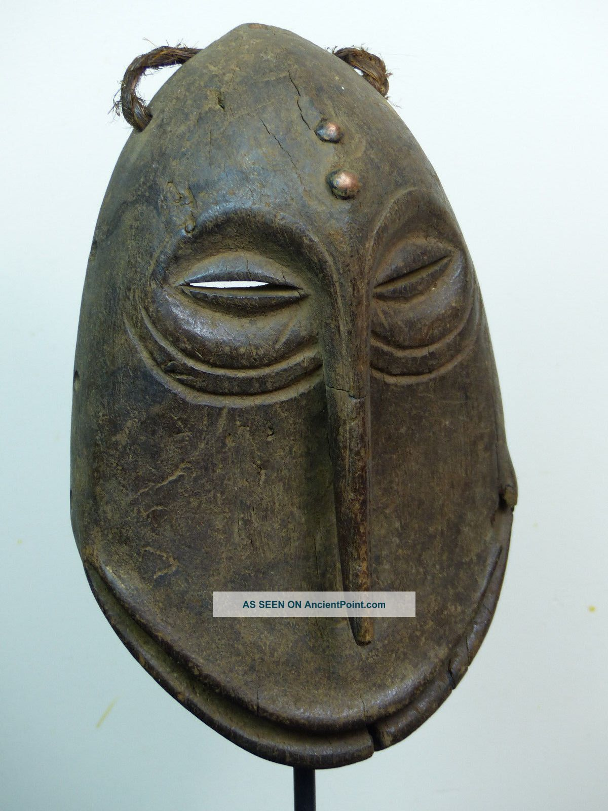 Ancient Hemba Sokomutu Mask Other African Antiques photo