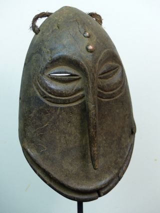 Ancient Hemba Sokomutu Mask photo