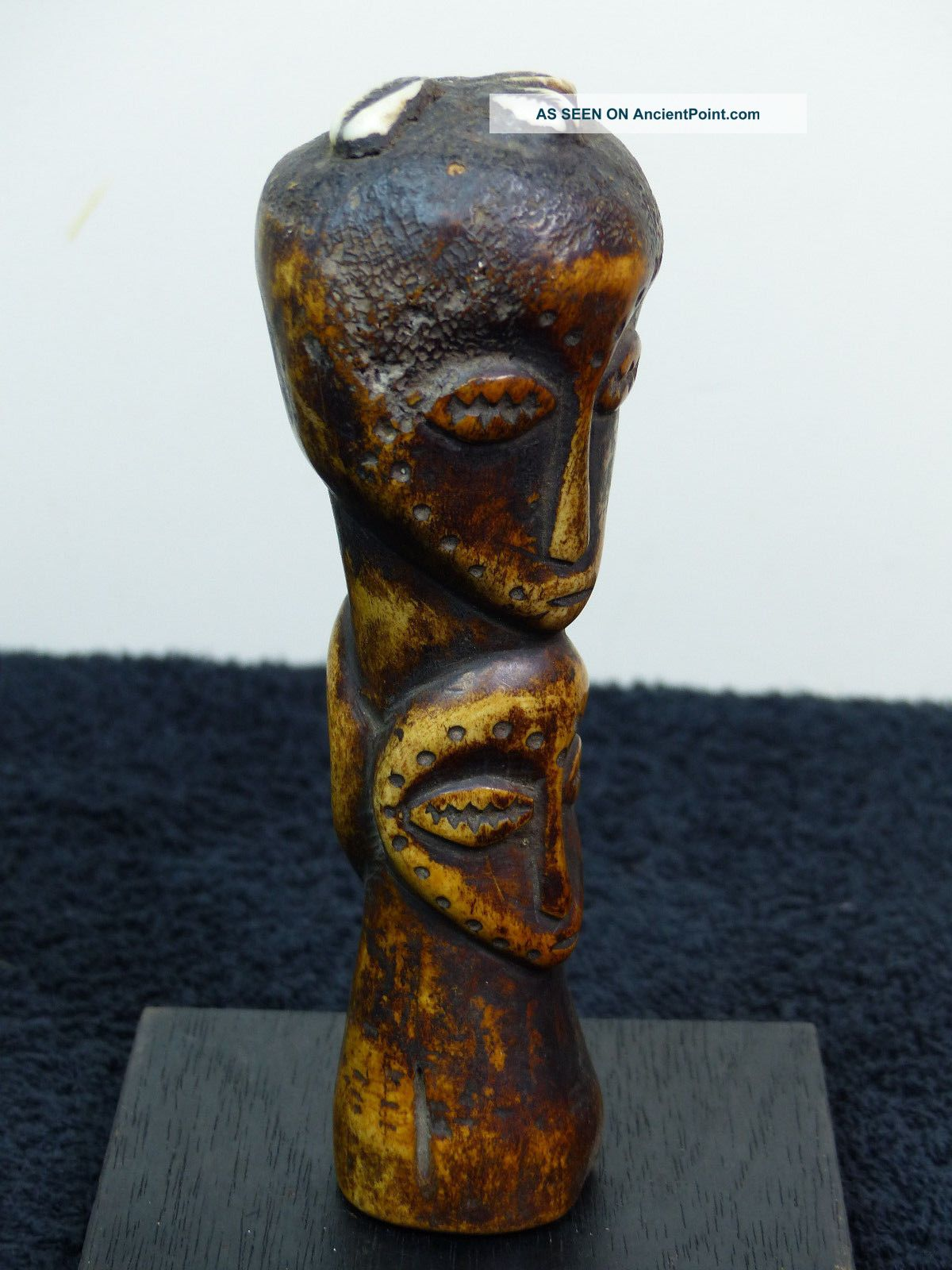 Old Lega Figure Other African Antiques photo