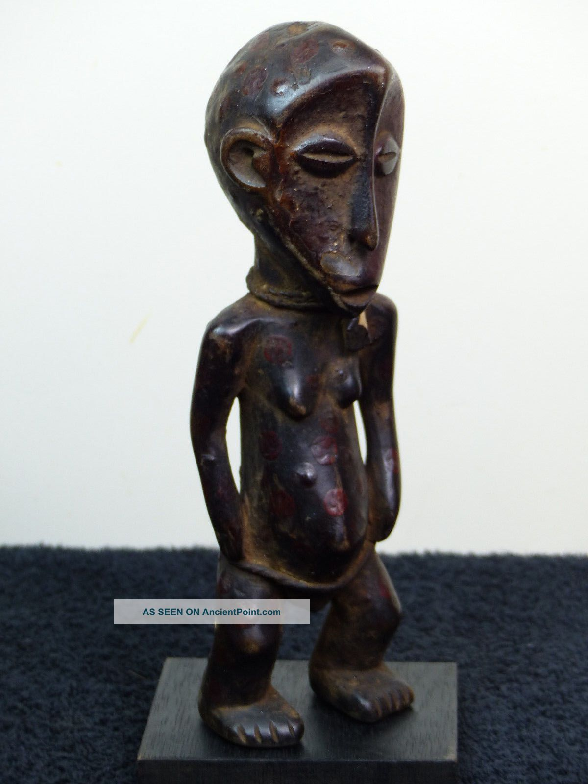 Fine Lega Figure East Congo Other African Antiques photo