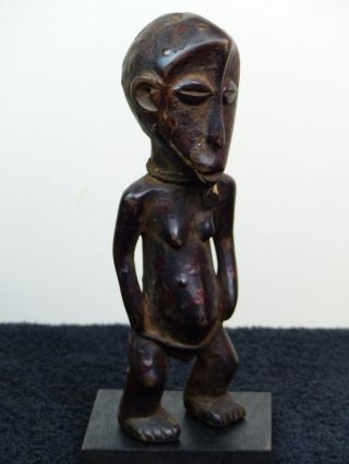Fine Lega Figure East Congo photo