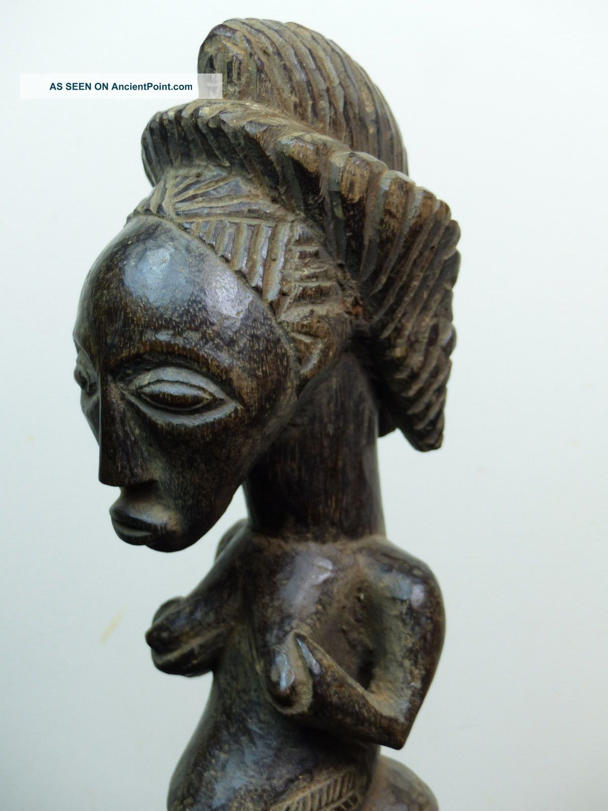Rare Hemba Figure Other African Antiques photo