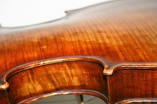 Old Antique 4/4 Italian? Violin Guadagnini Label Excl Playing Cond Grafted Neck photo