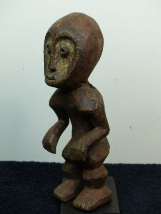 Authentic Lega Figure Dr Congo photo