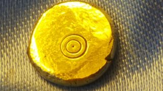 Solid Gold Unknown Item 2.  13 Grams photo