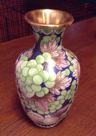 Antique Chinese Cloisonne Ware 7
