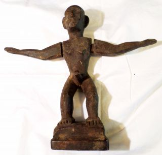 Ritually Philippines Ifugao Dancing Bulul Figure Statue photo