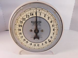 Vintage Hanson 25 Lb Utility Scale Model 2000,  Chicago photo