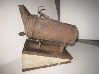 1907 Vintage Bee - Keeper ' S Smoker; The A - I Root Co.  Medina Ohio photo