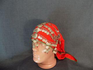 Antique Rare Vintage Macedonian Mijak Bride Head`s Decoration (igla) - Galichnik photo