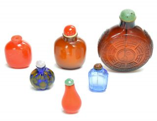 Chinese Snuff Bottles photo