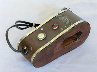 Antique Watch Demagnetizer By Paulson Modern Devices / Early 20th Century photo