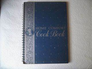 Home Comfort Cook Cook 1938 Vintage Cookbook For Home Comfort Ranges Usa photo