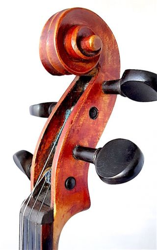 Fine 4/4 Antique German Violin: Jacobus Steiner 1821 Old Wood 小提琴 СКРИПКА Geige photo