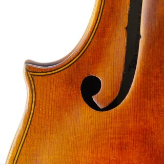 Rare,  Antique Felice Oliveri Italian Old 4/4 Master Violin - Geige,  Fiddle 小提琴 photo