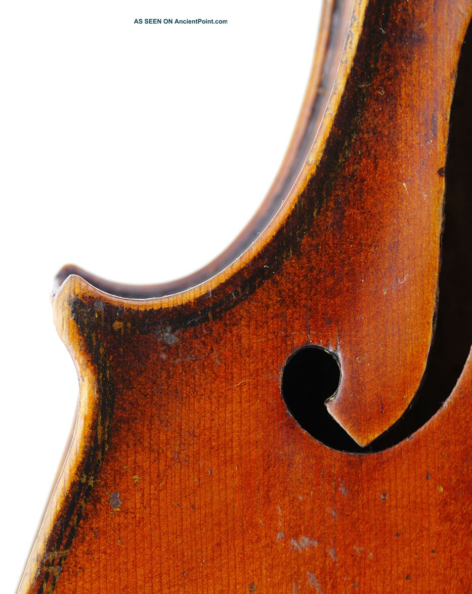 , Antique 4/4 Old Italian School Violin - Ready To Play - Fiddle,  Geige String photo
